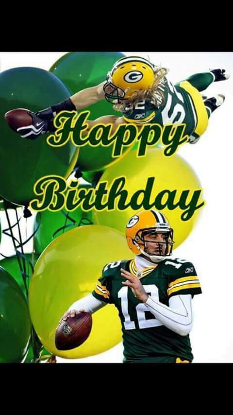 17 Best Images About Bday GB Packers On Pinterest