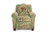Lazy-boy recliner, Faris Model in Watercolor fabric. I ...