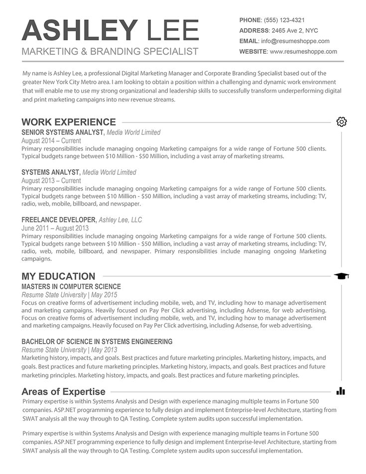 1000 images about Creative DIY Resumes on Pinterest