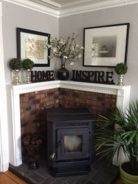 17 Best ideas about Wood Stove Wall on Pinterest | Wood ...