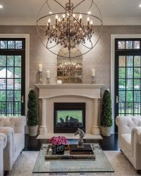 25+ best ideas about Living room chandeliers on Pinterest