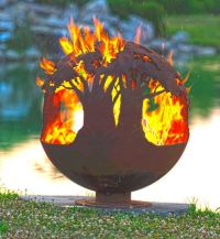 32 Best images about Fire Pit Sphere on Pinterest | Fire ...