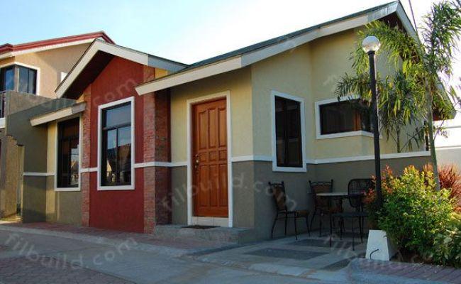 Filipino Construction Company Simple Bungalow House Design
