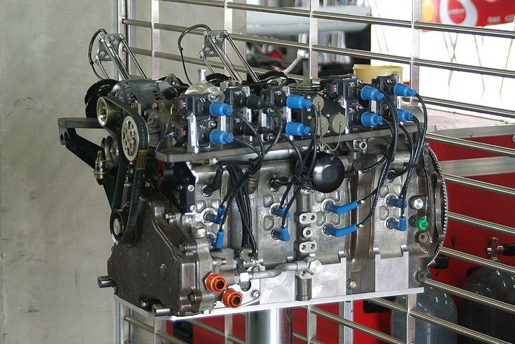 Engine 2  Tamiya 124 Mazda 787B  Pinterest  Engine