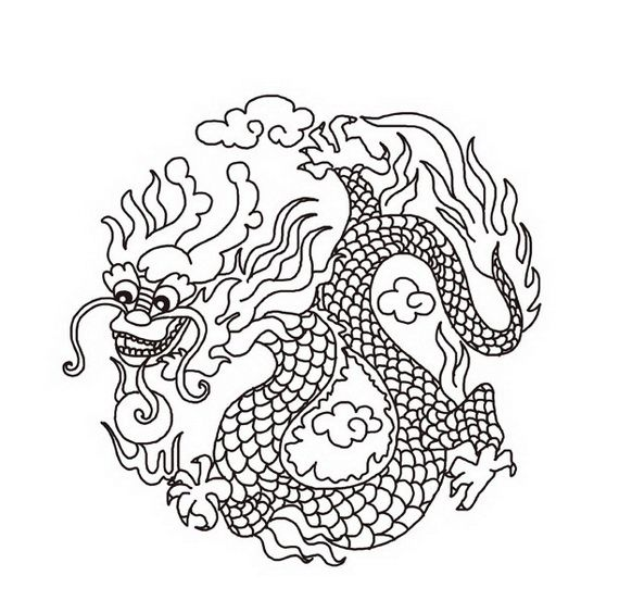 156 best images about Chinese Craft Templates on Pinterest
