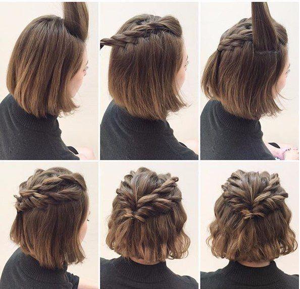 Die Besten 20 Frisuren Konfirmation Ideen Auf Pinterest
