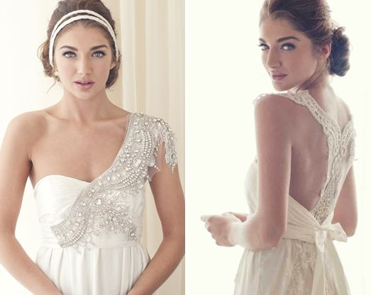 25+ Best Ideas About Sparkly Wedding Gowns On Pinterest