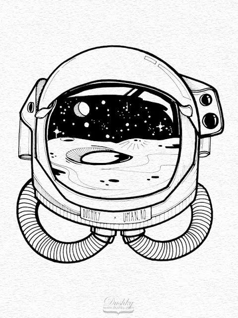 25+ best ideas about Astronaut Illustration on Pinterest