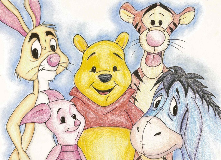 Cute Piglets Wallpaper Winnie The Pooh Characters Represent Mental Disorders