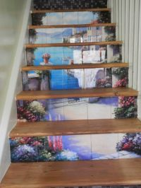 17 Best images about Custom Made Ceramic Tile Murals on ...