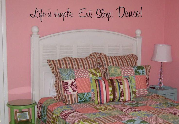 1000+ ideas about Dance Bedroom on Pinterest