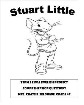 17 best images about Stuart Little Read to Me program on