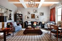 black leather couches decorating ideas | Sofa decorating ...