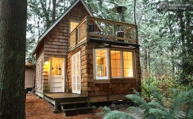 Woodland Cottage In Point Roberts Washington Cottages And