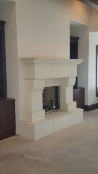 23 best Cast Stone fireplace surrounds images on Pinterest