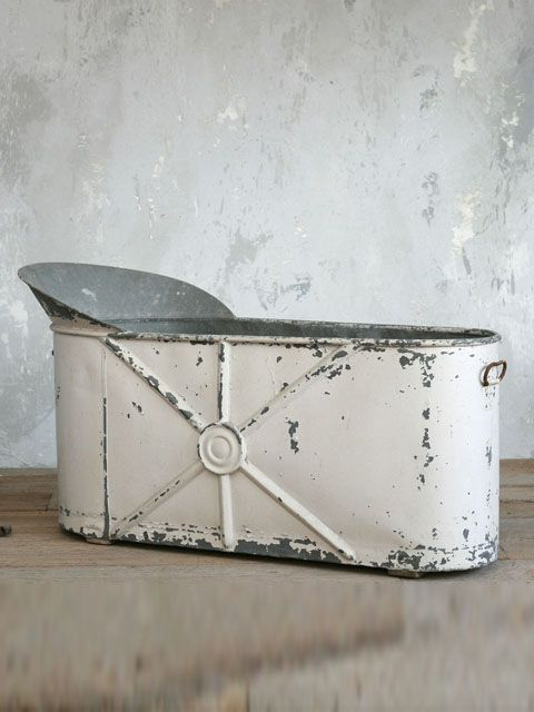 49 Best Galvanized Wash Tubs Images On Pinterest