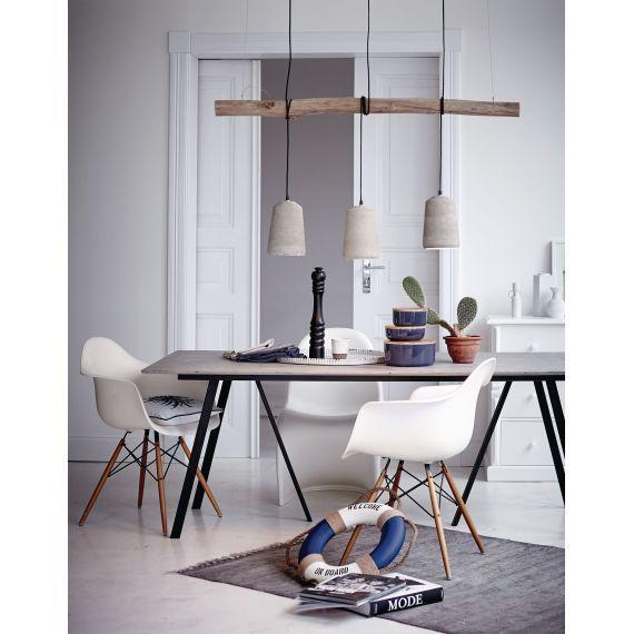 Beton Design Tisch   Terrasseenbois, Möbel