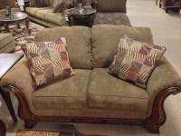 Montgomery-Mocha #LoveSeat at Ashley #Furniture in # ...