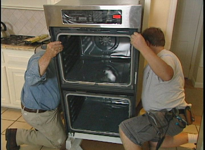 Ge Monogram Oven Wiring Diagram Learn How To Remove And Replace A Built In Electric Wall