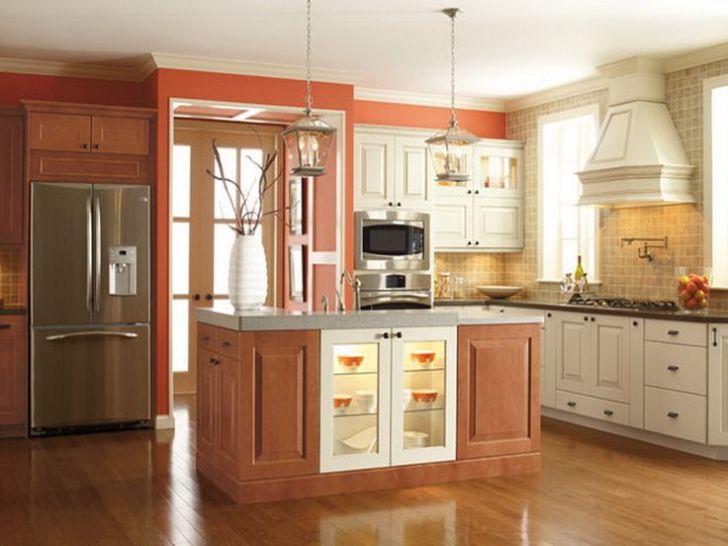 Thomasville Kitchen Cabinets Home Depot Island