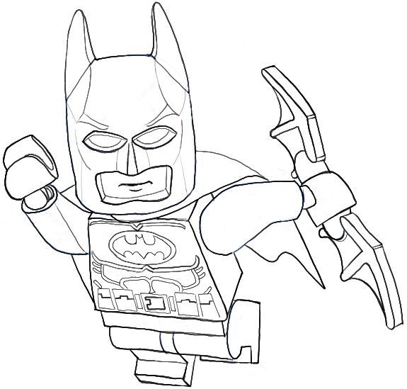 Lego Batman is in The Lego Movie that came out on Friday