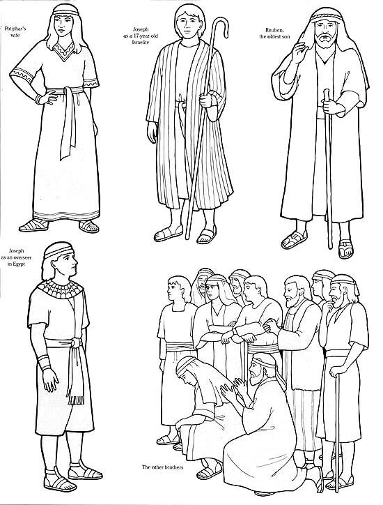 225 best Joseph Bible Crafts images on Pinterest
