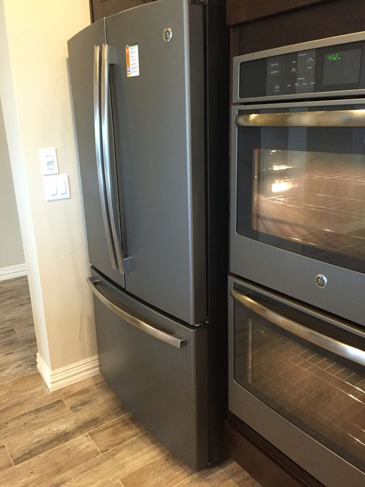 GE Slate appliances  kitchen  Pinterest  Slate