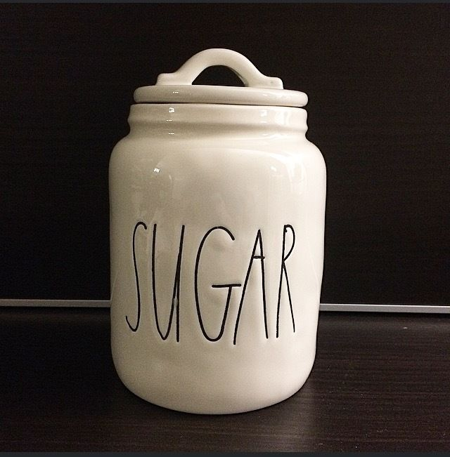 Rae Dunn Sugar Canister by Magenta  Group Canisters and