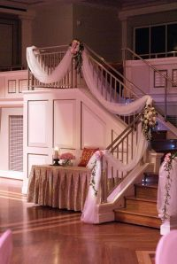 25+ Best Ideas about Wedding Staircase Decoration on ...