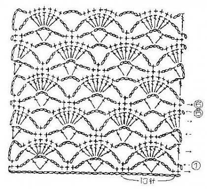 17 Best images about Crochet patterns/diagrams on
