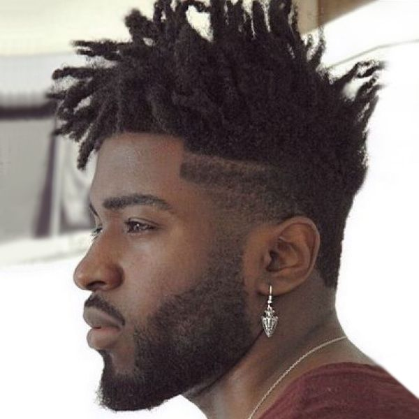 95 best images about BLACK MEN HAIRCUTS on Pinterest  See