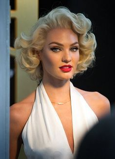 25 Best Ideas About Marilyn Monroe Hairstyles On Pinterest