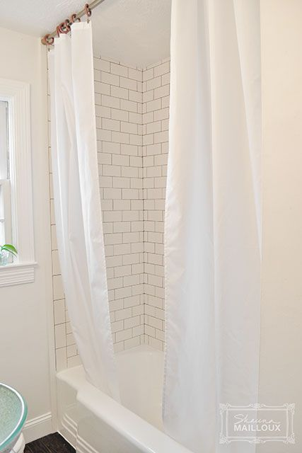25 Best Ideas About Two Shower Curtains On Pinterest Canvas Canopy Deck Awnings And