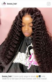 ideas curly weave