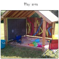 25+ best ideas about Backyard Play Areas on Pinterest