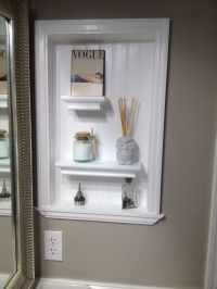 25+ best ideas about Medicine cabinet redo on Pinterest
