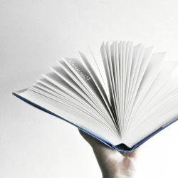 aesthetic open quill dove ravenclaw bookstagram dark