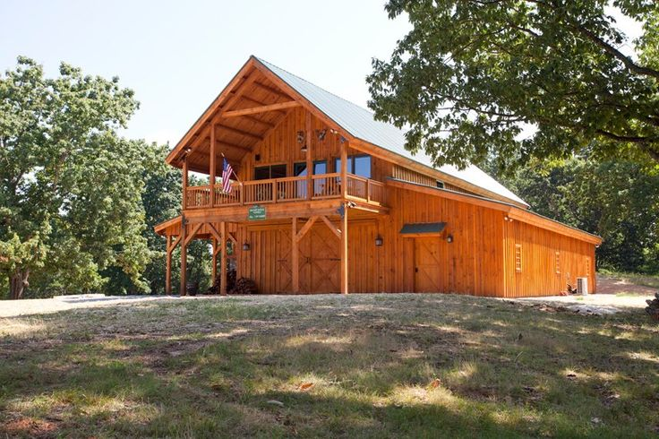 Cabin Or Pole Barn Garage Ideas Pinterest Home The