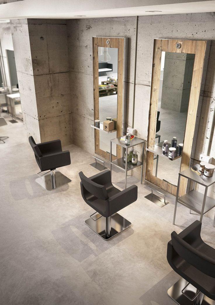 Best 25 Salon chairs ideas on Pinterest  Hair salons Salon ideas and Small hair salon