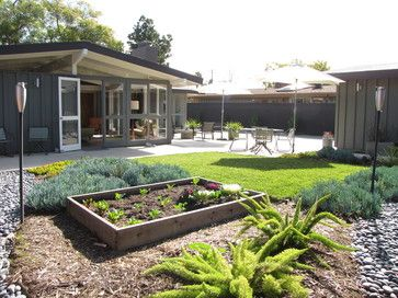 41 Best Images About Mid Century Modern Gardens On Pinterest