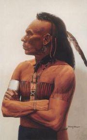 famous cherokee warriors huron