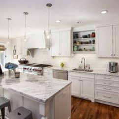 Brookhaven Kitchen Cabinets Daisy Decor Larchmont Recessed Door Or Maple With ...