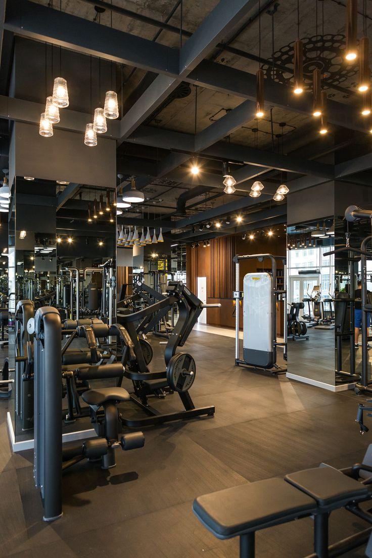 25 best ideas about Gym Interior on Pinterest  Gym