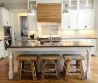 1000+ ideas about Rustic White Kitchens on Pinterest