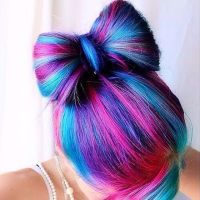 25+ best ideas about Blue And Pink Hair on Pinterest