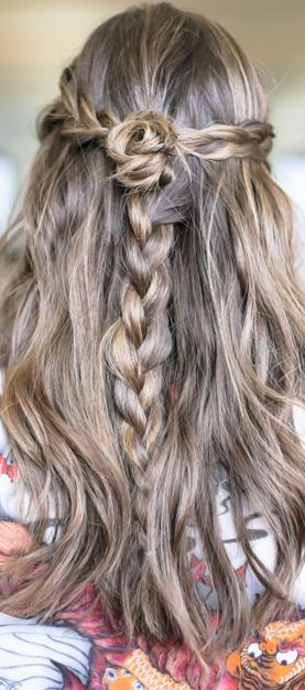 13 Gorgeous Festival Hair Ideas To Try Right Now Summer