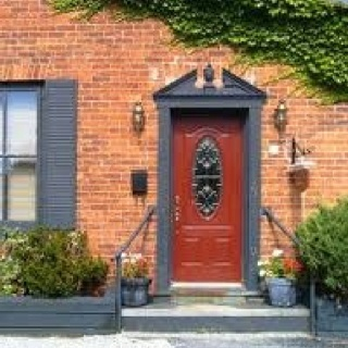Door Color For Brick House Full Size Of