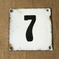 17 Best ideas about Front Door Numbers on Pinterest ...