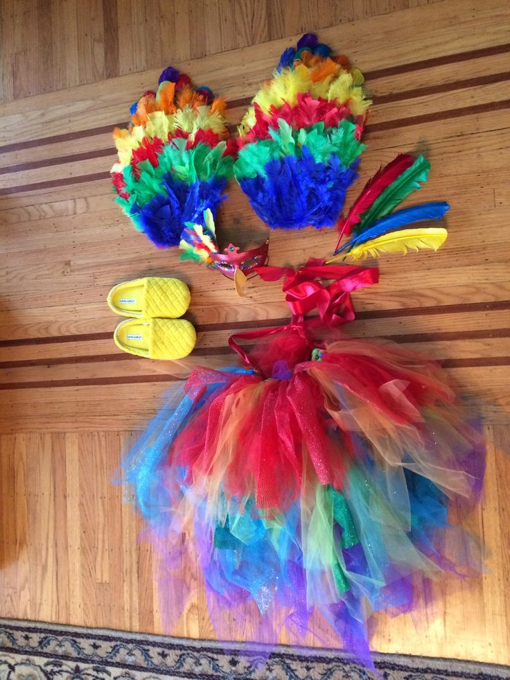 25+ Best Ideas About Parrot Costume On Pinterest