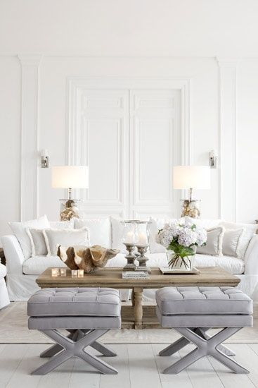25 best White Living Rooms ideas on Pinterest  Neutral